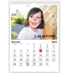 Fotokalendarz z PROJEKTEM